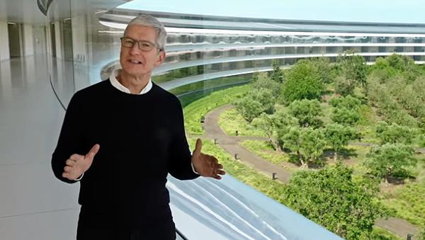 Apple社のティム・クックCEOが東日本大震災10年へメッセージ