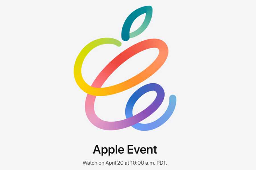 Apple、春の特別イベント開催を正式に発表。4月20日を見逃すな!